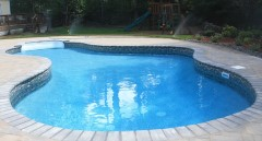 Pool Deck Landscape Design
