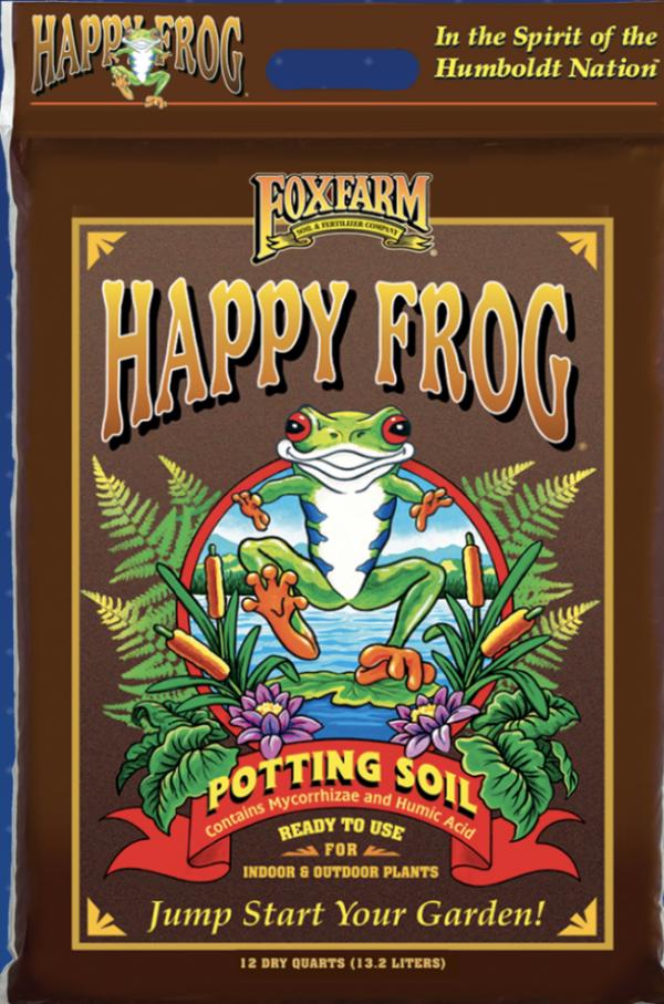 Happy Frog Soil