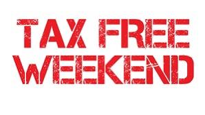 Tax Free Weekend Deals